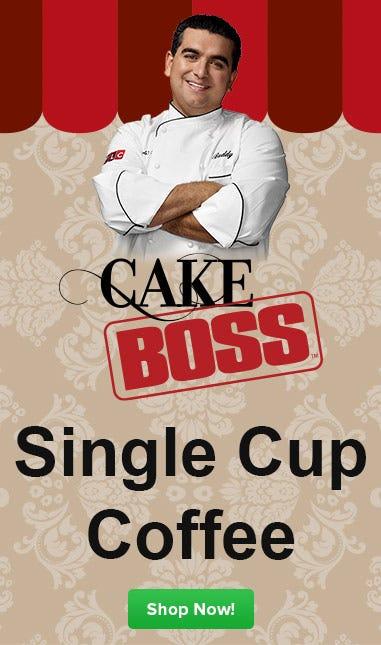 Shop Cake Boss Coffee Marvel Sale, Bada Boom, Buddy's Blend, Dulce de Leche, Chocolate Cannoli, Italian Rum, Raspberry Truffle.