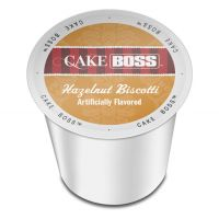 Cake Boss Hazelnut Biscotti 24ct