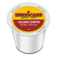 Hurricane Coffee Volcanic Sumatra Dark Roast 24ct