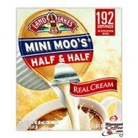 Mini Moo's Half & Half Creamer 192/Case