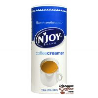 Coffee Creamer Non Dairy NJoy Canisters