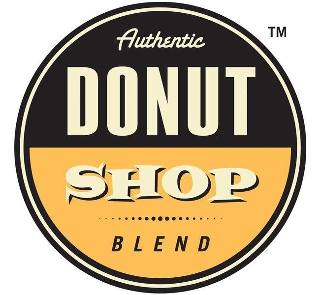 Authentic Donut Shop Blend Vanilla Hazelnut Medium Roast 24ct
