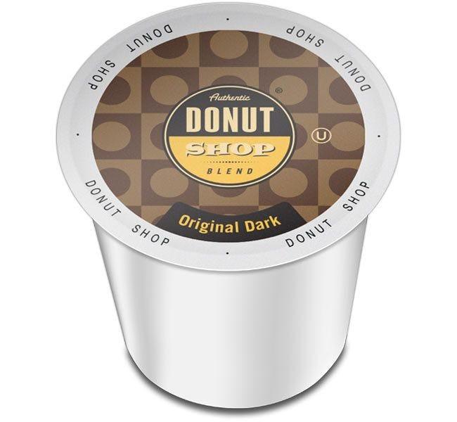 Authentic Donut Shop Blend Original Dark Roast 24ct