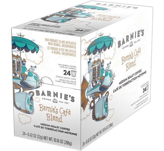 Barnie's Café Blend Medium Roast
