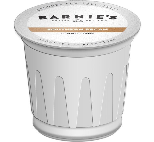 Barnie's Southern Pecan Medium Roast 24ct