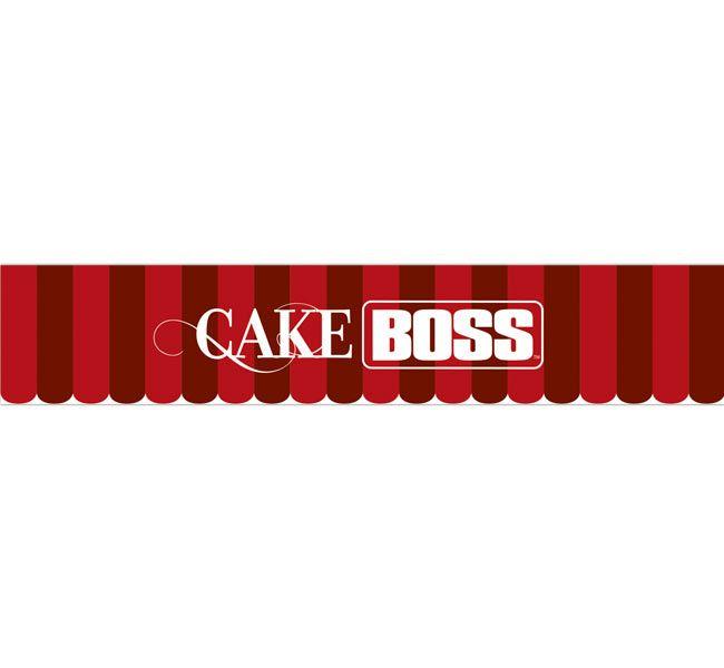 Cake Boss Vanilla Buttercream 24ct