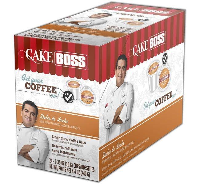 Cake Boss Dulce de Leche 24ct