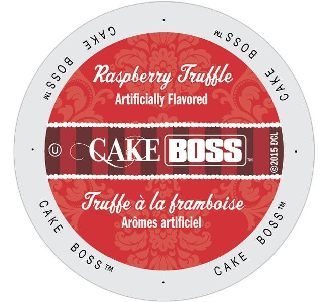Cake Boss Raspberry Truffle 24ct