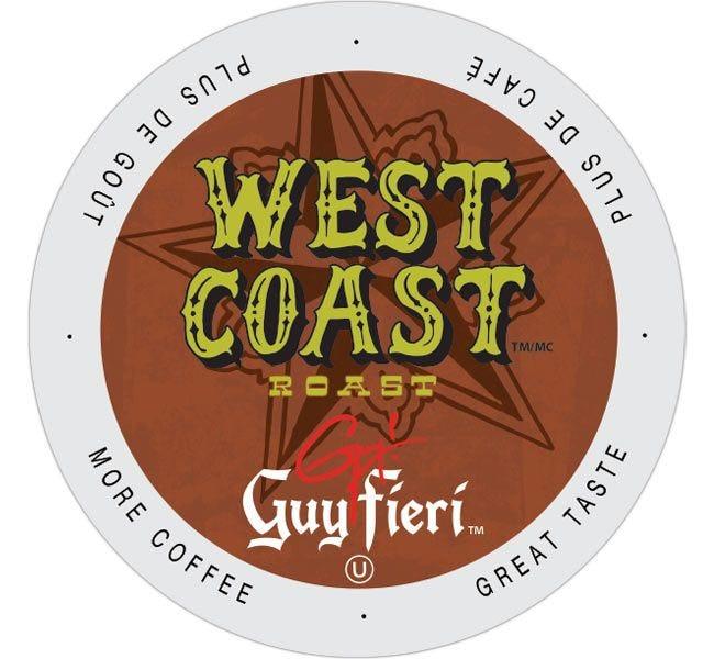Guy Fieri's West Coast Roast Extra Bold 24ct