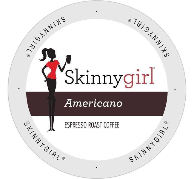 Skinnygirl Americano Dark Roast 24ct