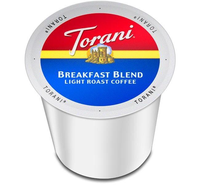 Torani Breakfast Blend 24ct