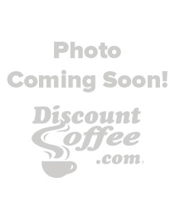 8 oz. Paper Hot Cups, Brown Soho Print Coffee Cups